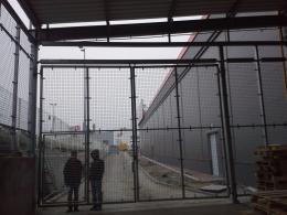 brama przemysłowa